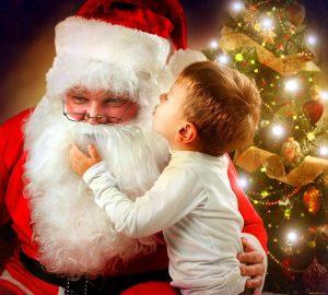 новогодние детские елки